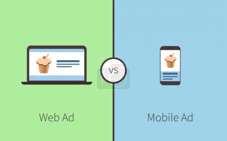 Comparing of advertising