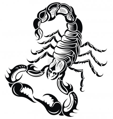 Illustration for Vector scorpion - Royalty Free Image