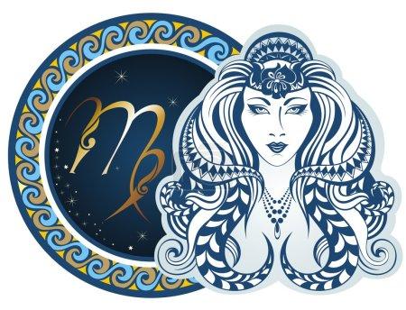 Illustration for Zodiac symbol - Royalty Free Image