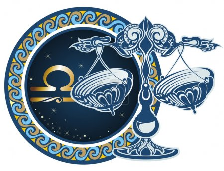 Illustration for Zodiac symbol - Royalty Free Image