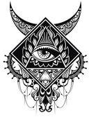Tattoo art-eye