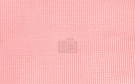 Pink pastel abstract texture background. Yoga mat