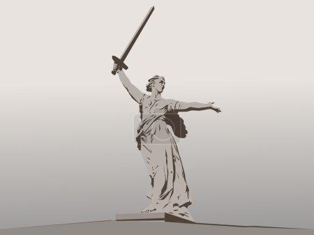 MotherLand sculpture