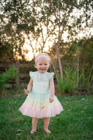Little girl tutu