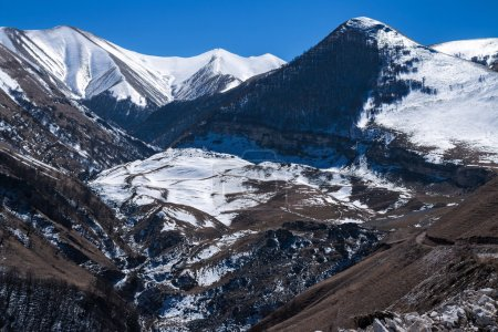 Caucasus Mountains2