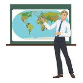 teacher of Geography