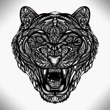 wild animal tiger