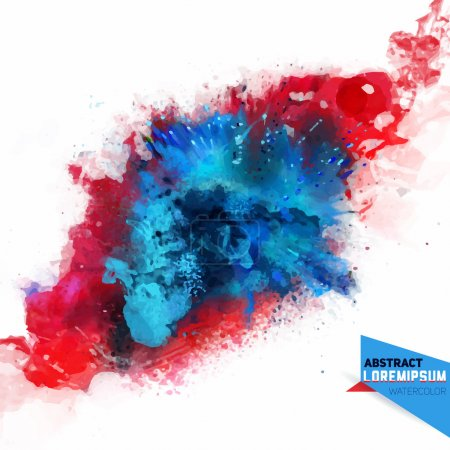 abstract color background, banner