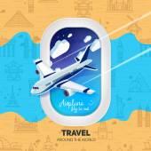world travel concept