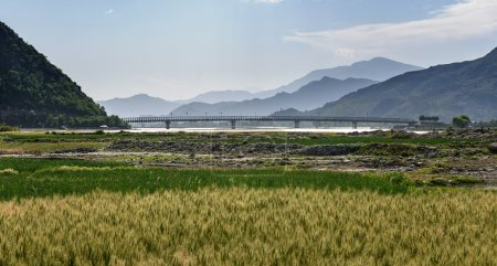 Swat  Bridge Pakistan