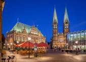 Bremen Germany Town Square