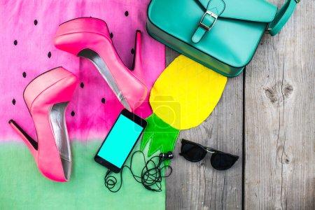 Fashion woman accessories