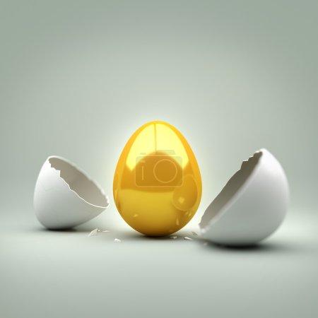 New Golden Egg