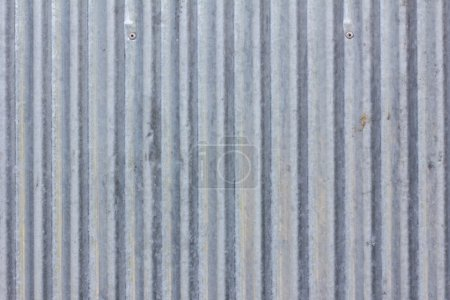 Galvanized iron wall plate background ....