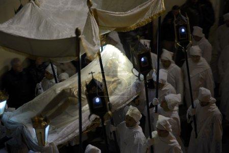 Holy Week in Sardinia