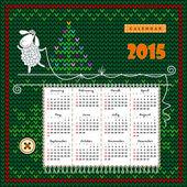 Kalendář pro rok 2015