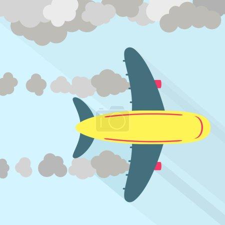 Airplane fuming