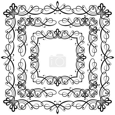 Illustration pour Éléments vectoriels - image libre de droit