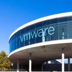 SPAIN, BARCELONA - OCTOBER 13, 2014: VMworld Business IT Conference