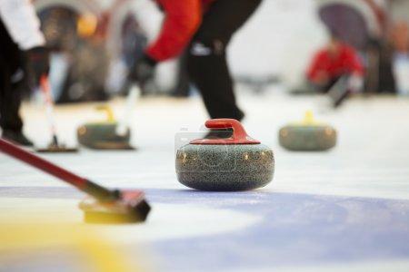 Curling stones