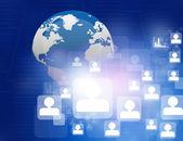 Globální síťová připojení
