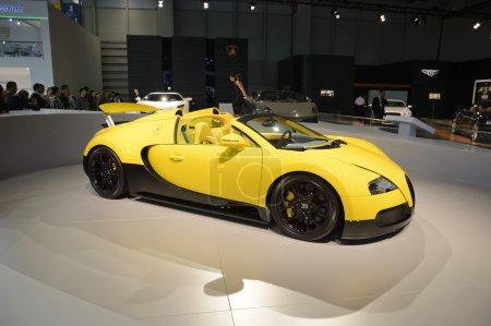Bugatti Veyron EB Grand Sport