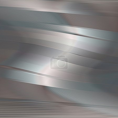 Illustration for Abstract vector technological background. vector illustration. 10 eps - Royalty Free Image