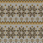 color knitted seamless pattern 10 eps