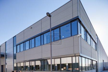façade en aluminium