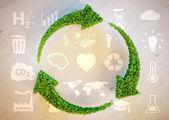 """Постер, картина, фотообои """"Концепция устойчивого развития"""""""