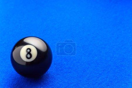 Eight ball.