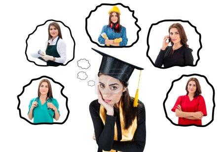 Career choice options