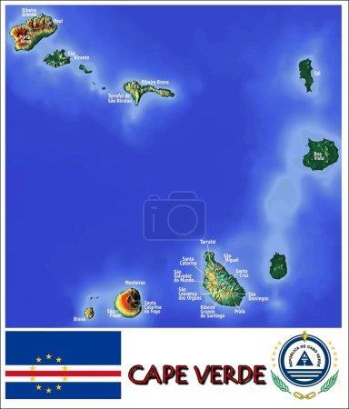 Cape Verde Administrative divisions