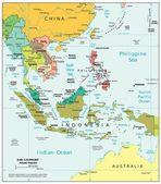 Politické rozpory jihovýchodní Asie
