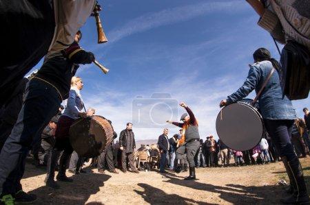 Turkish Efe's dance
