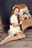 Portrét módní dětské studio zastřelil