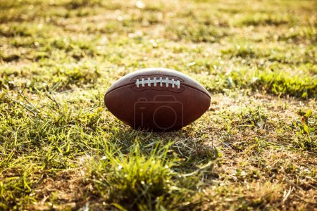 American football in summer