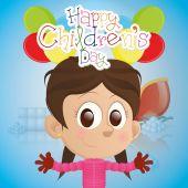 Šťastný dětský den