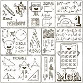 Math Science Banners set
