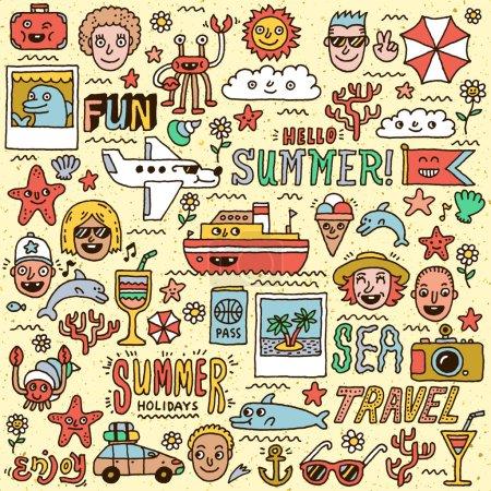 Summer Holidays Vacation Travel