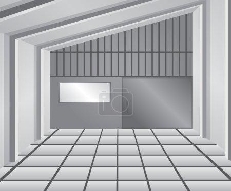 Communal storage premises