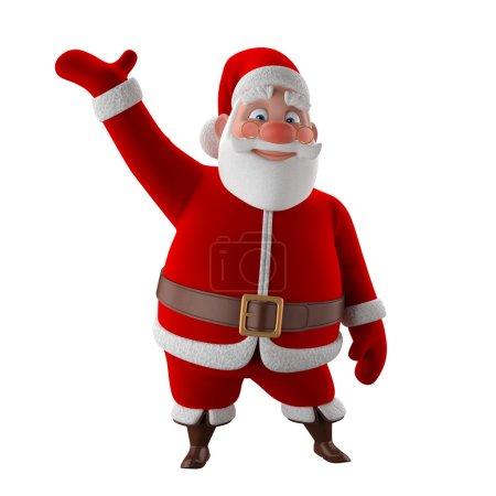 Photo for Happy Santa Claus - Royalty Free Image