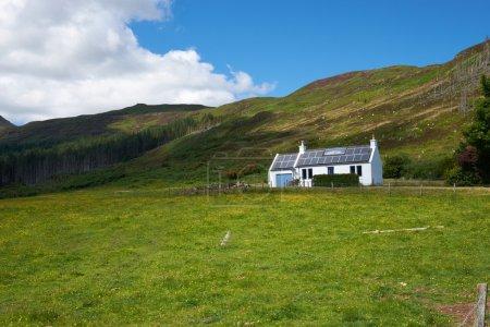 Loch Bharcasaig on the Isle of Skye