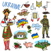 Travelling attractions - Ukraine