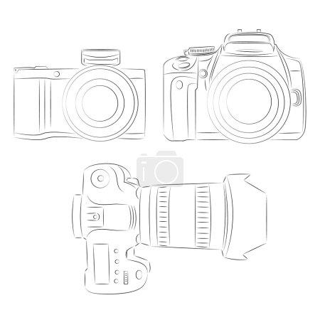 Caméras de dessin