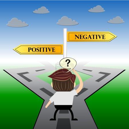 conception d'humour de métaphore, positive et négative