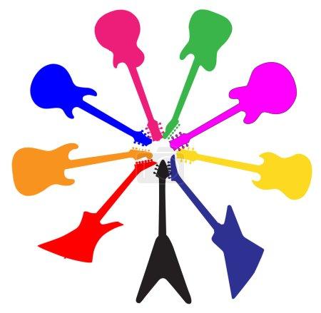 Circle Of Guitars