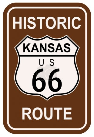 Kansas Historic Route 66