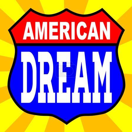 American Dream Sign