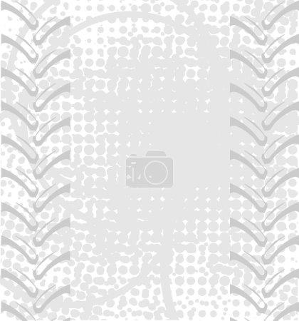 Tractor Tread Background